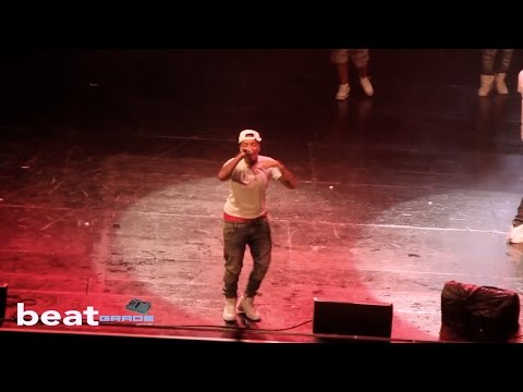 Young M.A Performance in Los Angeles - The Issa Tour