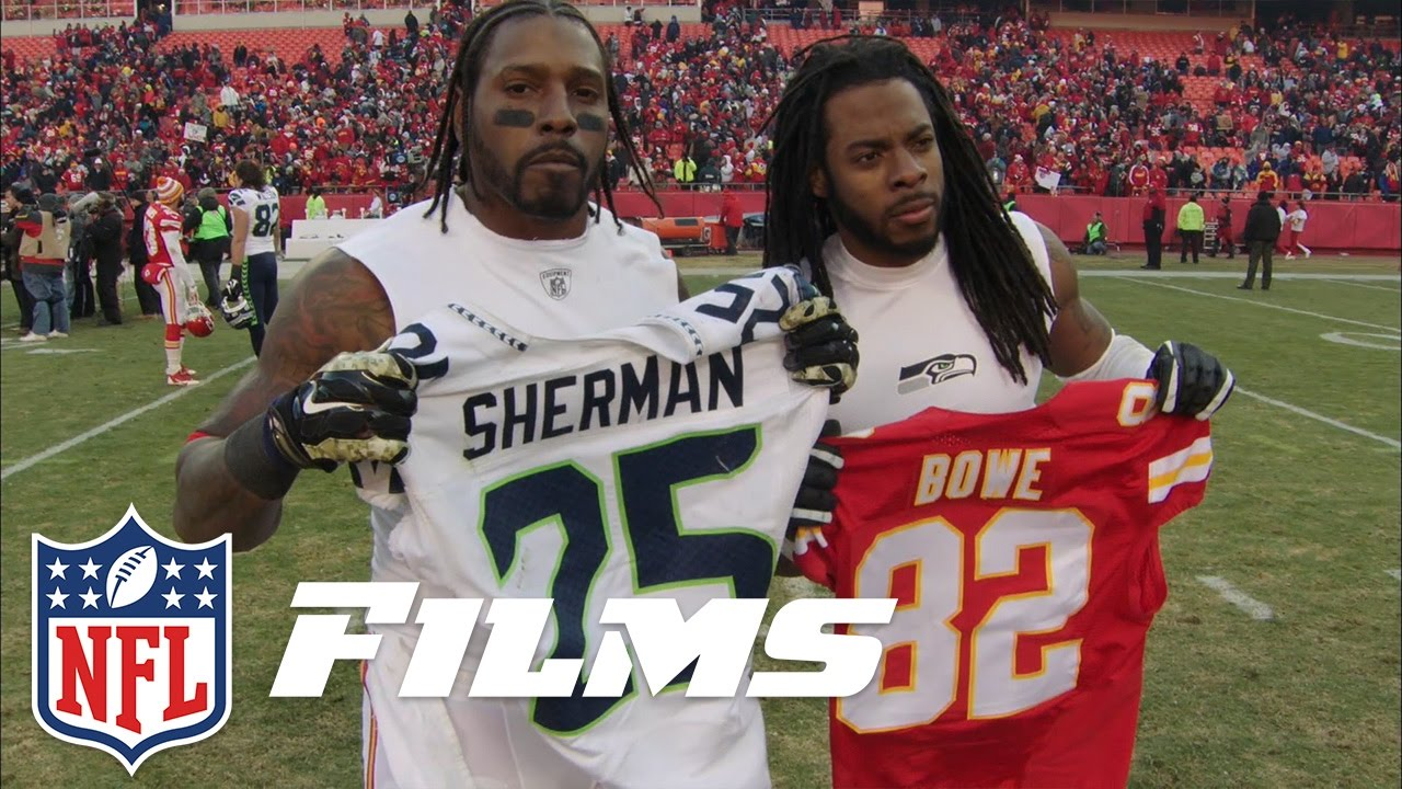 new arrival 4fee1 1ee11 Why Do Players Swap Jerseys? | NFL Films Presents