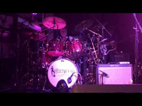 Mick Fleetwood drum solo