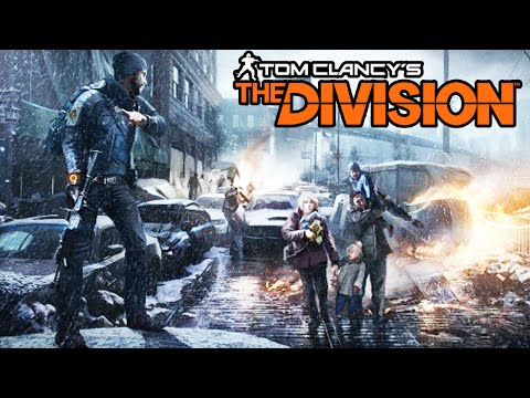 SAVING NEW YORK CITY! - Tom Clancy's The Division BETA - Base of Operations