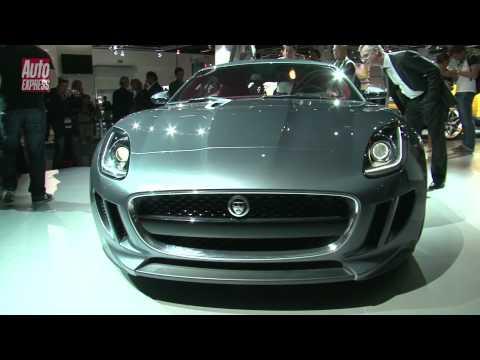 Frankfurt Motor Show 2011 Jaguar C-X16 - Auto Express