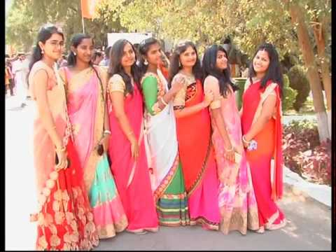 Traditional Day Celebrations @VNR College Hyderabad 2017
