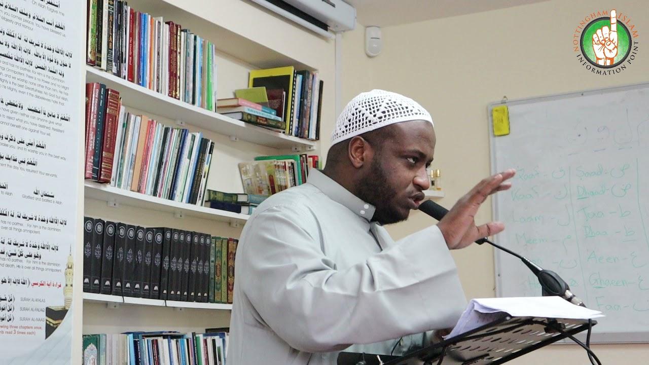 Virtues & Etiquettes of Jumuah (Arabic) by Sheikh Hamza Bin Hamid