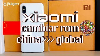 Xiaomi - Pasar ROM China a ROM Global