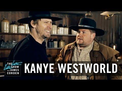Kanye Westworld Is Malfunctioning