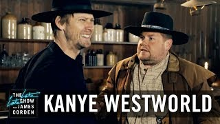 Kanye Westworld Is Malfunctioning