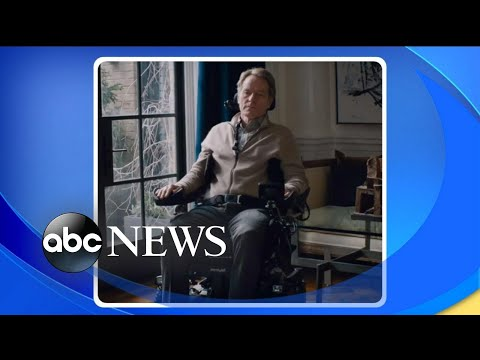 Bryan Cranston defends decision to play a quadriplegic in the new film 'The Upside'
