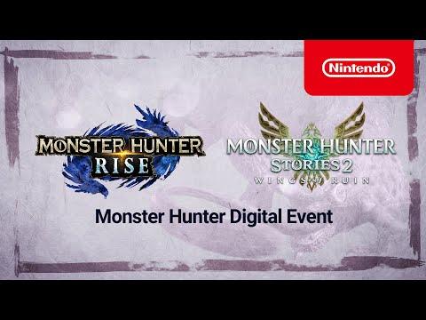 Monster Hunter Digital Event – April 2021 (Nintendo Switch)