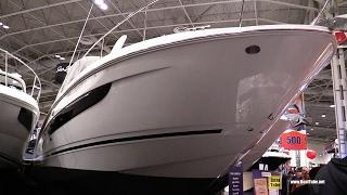 2017 Sea Ray 350 Sundancer Motor Yacht - Walkaround - 2017 Toronto Boat Show