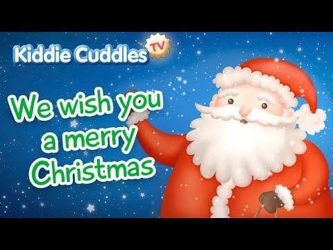 Auguri Di Buon Natale Zecchino Doro.We Wish You A Merry Christmas Canzoni Di Natale Coccole