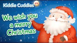 Baixar We wish you a merry Christmas – Nursery Rhymes – Kiddie Cuddles