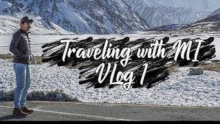 Travelling with Mi Part 1 (Karachi to Passu)MoorooVLOG
