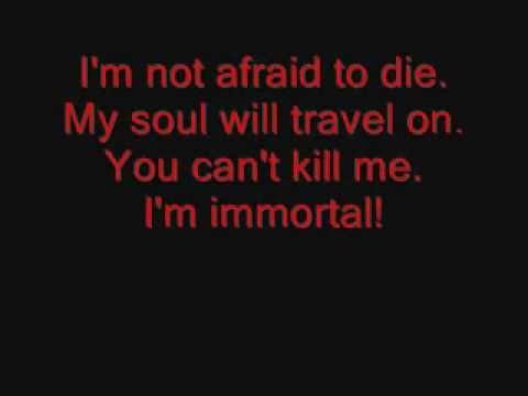 Adema  Immortal With Lyrics