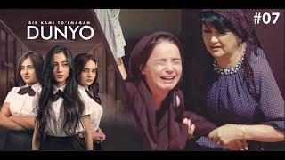 Download Bir kami to'lmagan dunyo (o'zbek serial) | Бир ками тўлмаган дунё (узбек сериал) 7-qism Mp3 and Videos