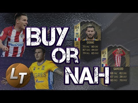 IF Gameiro vs. IF Gignac Player Review!  |  Buy or Nah  |  FIFA 18 Player Review Series