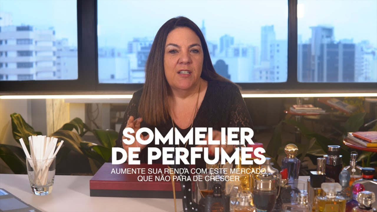 Sommelier de Perfumes