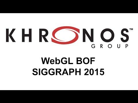 SIG2015 3D Web Graphics and WebGL