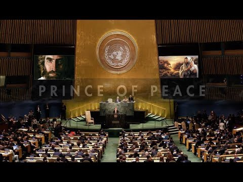 Testifying about Jesus to the UN General Assembly - Lee Stoneking Miracle