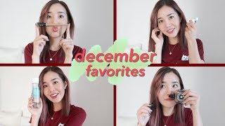 December Favorites 2017