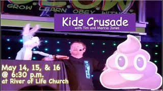 Family Worship Experience with Tim and Marci Jones