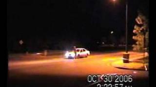 car prank with saran wrap douchebag caught on tape
