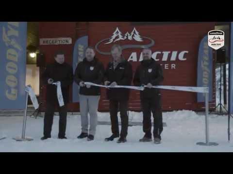 Goodyear Arctic Center - Ivalo, Finland