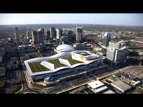 Nashville Music City Center - Featured Project