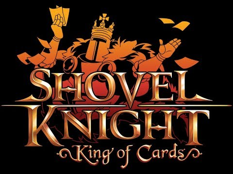 Shovel Knight: King of Cards DEMO live stream - Cinemassacre Plays