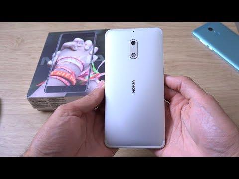 Nokia 6 - Unboxing! (4K)