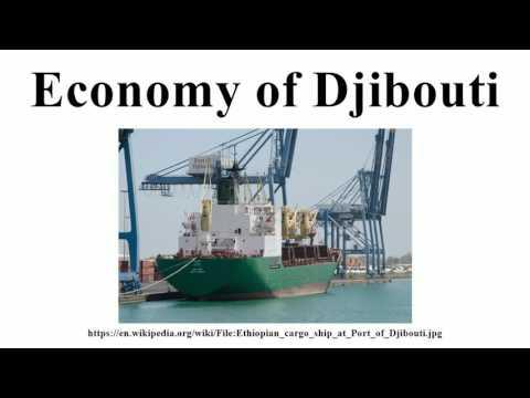 Economy of Djibouti