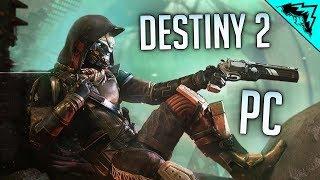 Destiny 2 PC Gameplay - Full  Playthrough PC (w/ StoneMountain64, Levelcap & Hoodoo)