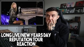 Taylor Swift - Long Live/New Years Day Reputation Tour Reaction Video