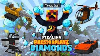 Stealing PrestonPlayz Diamonds - Official Trailer