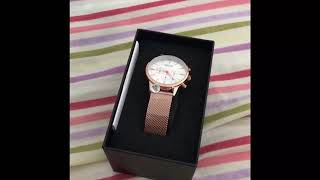 MEGIR MS2011L Female Quartz Watch Gearbest