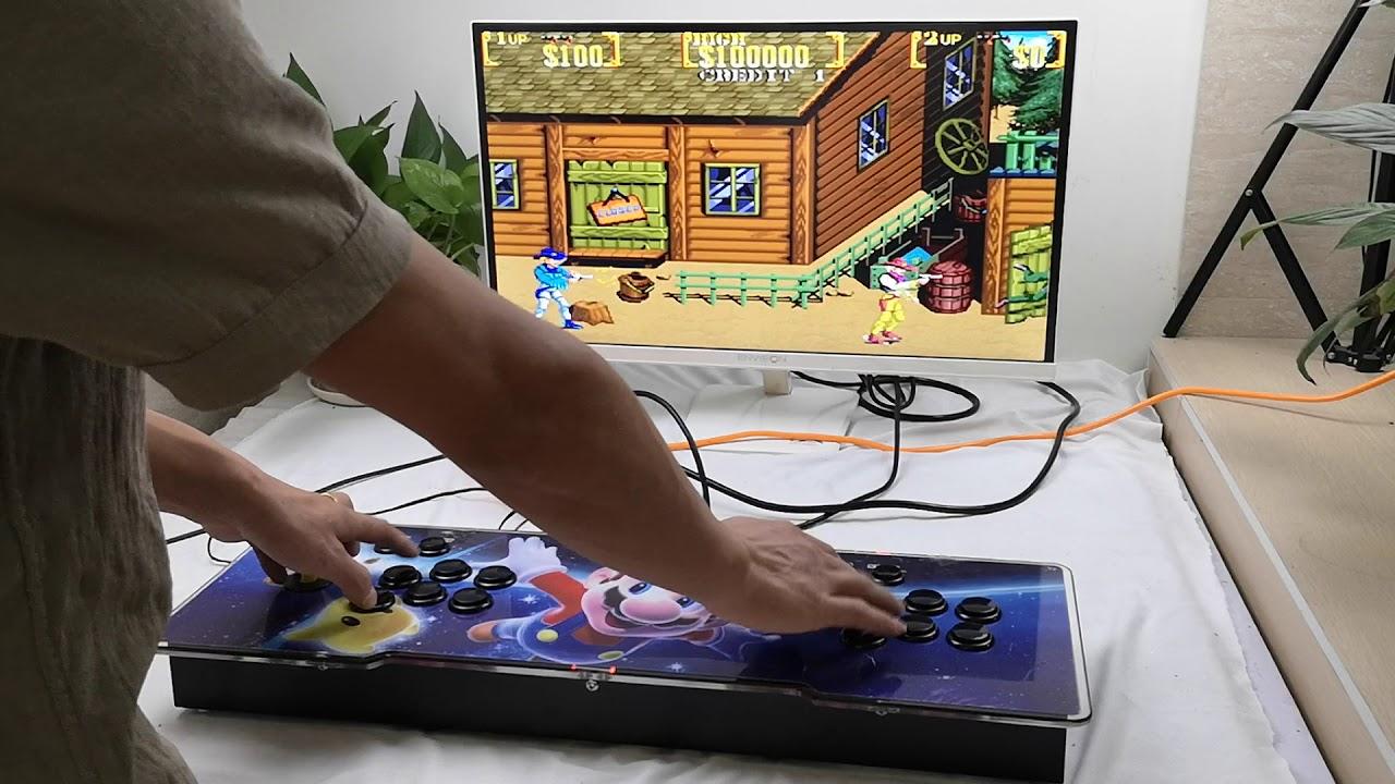 Pandora's Box 9 1500 in 1 Arcade Game Console for TV/PC/PS3 Monitor HDMI  VGA Output Arcade Machine