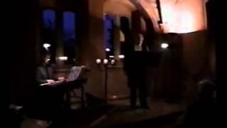 Tenor Carlo Cazals singt romantische Liebes-und Operettenmelodien Teil 6