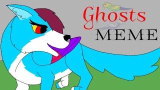 Ghosts meme