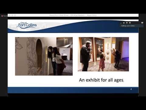view Staff Report - MOD Mind Matters Exhibit video