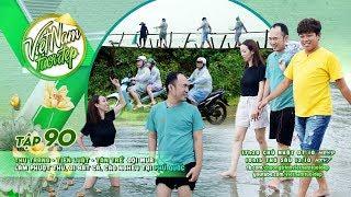 Việt Nam Tươi Đẹp - Tập 90 FULL | Phượt xuyên Phú Quốc cùng Thu Trang, Tiến Luật và Tân Trề