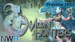 Nindie Spotlight: Moon Hunters [PC Gameplay]