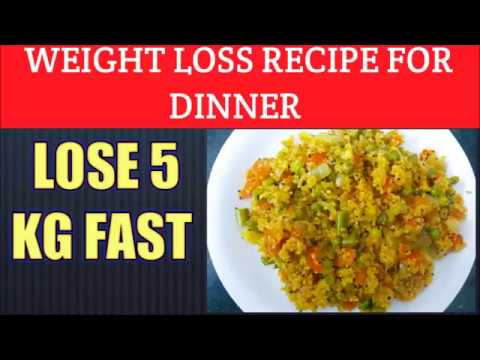 LOW CALORIE DINNER RECIPE FOR WEIGHT LOSS || WEIGHT LOSS RECIPES || 200 CALORIES