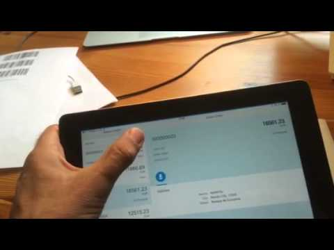 Using Camera as Barcode scanner on your mobile device in