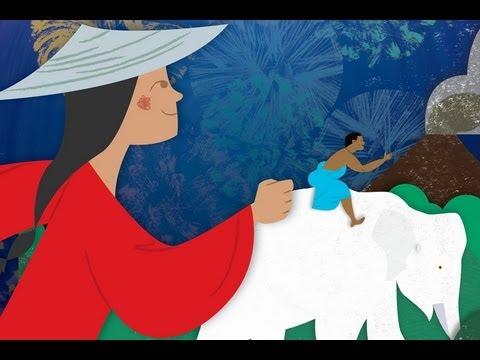 John Fulljames on The Firework-Maker's Daughter (The Royal Opera)