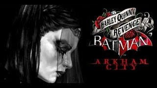 Batman: Arkham City All Cutscenes Movie - Harley Quinn