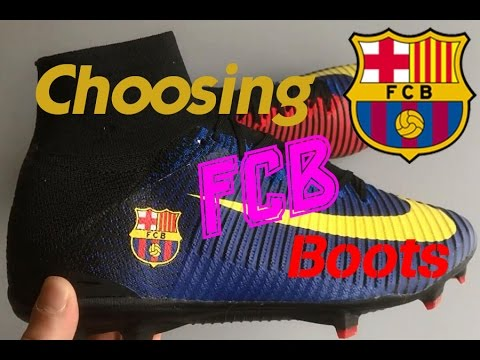 eff24db56ec Unboxing Nike Boots Mercurial Superfly V Barcelona Soccer Cleats ...