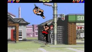 Repeat youtube video Game Boy Color Longplay [016] Street Fighter Alpha