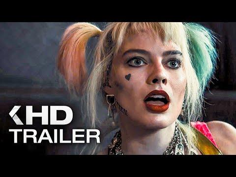 BIRDS OF PREY - 6 Minutes Trailers (2020)