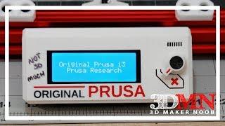 Prusa i3 كامل الدب Upgrade Kit - الجزء 3 - بناء النهائي