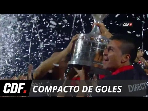 Colo Colo 4 - 0 Everton | Final Copa Chile MTS 2016 | CDF