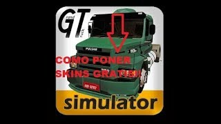 ¡¡Como colocar skins en GTS bien explicado!!